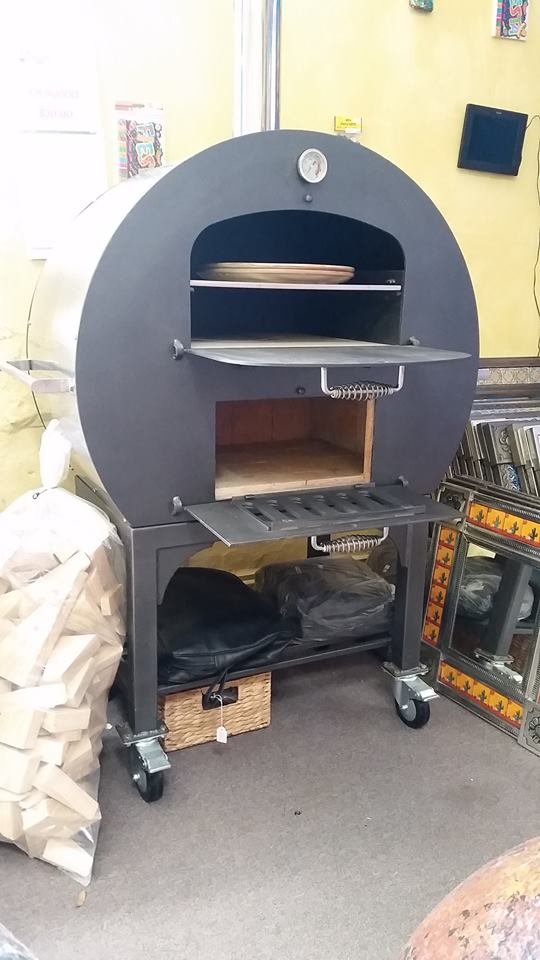 Pizza Oven The Mexican Shop